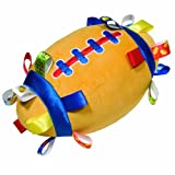 Mary Meyer Taggies Plush Touchdown Football, Baby & Kids Zone
