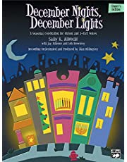 December Nights, December Lights: Preview Pack, Book and CD