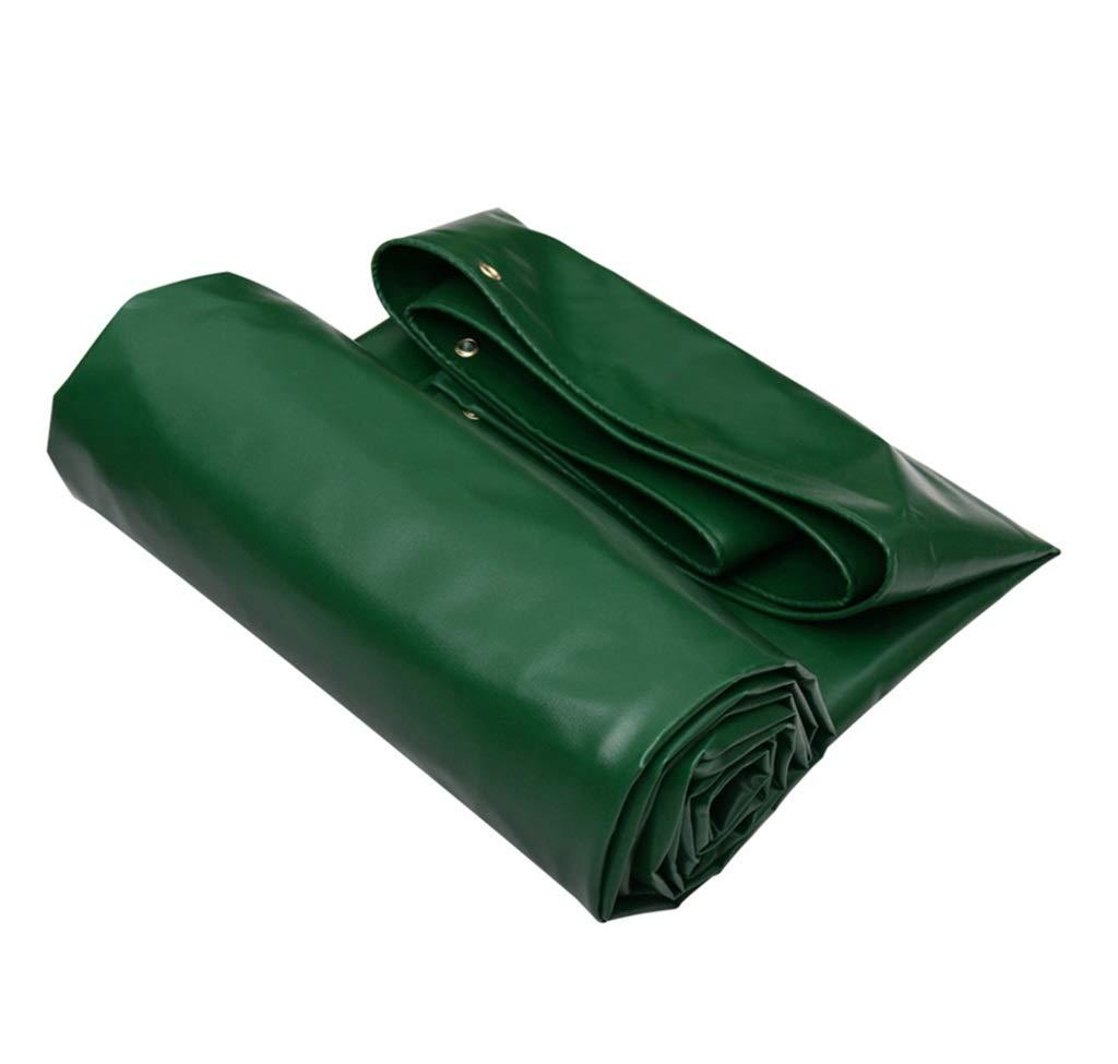 【あすつく】 防水ターポリンヘビーデューティターポリン屋外キャンプカバーシートタープサンシェードテント - 100%UV保護 100%UV保護 - 670g :/m²、厚さ0.7mmグリーン (サイズ B07GXN29MT さいず : 6X5M) B07GXN29MT 4X4M 4X4M, バッグと財布のリアン:a95e15c9 --- agiven.com