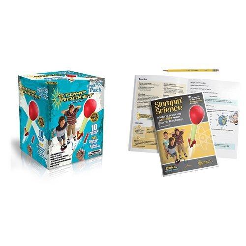 The Original Stomp Rocket: Combo Pack 30-Rocket Kit (2085...