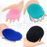 Facial Steamer Timer Knob - S&M TREADE-Portable Pocket Hair Brush Scalp Body Head Massage Military Hard Comb HM