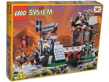Lego Ninja Stone Tower Bridge 6089 [Toy] (japan import ...