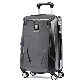 """Travelpro Crew 11 21"""" Hardside Spinner, Carbon Grey"""