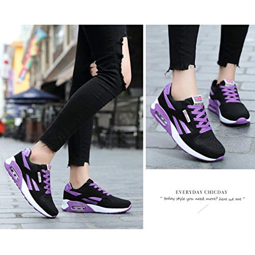 Hishoes Donna Sneaker Hishoes 1violett Sneaker pwrpqz