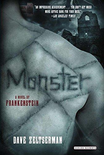 Monster: A Novel of Frankenstein