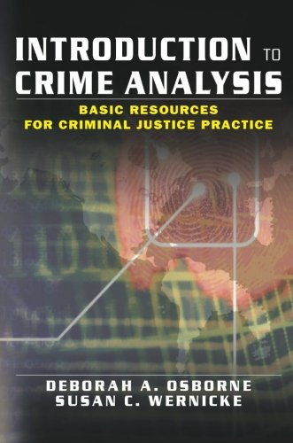 how technology is used in crime analysis Another widely used source of information for crime analysis is computerized databases of written reports all of this information might be used in crime analysis to gain a better understanding of crime patterns and to assist with future predictions about where, when, how, or why crime will occur.