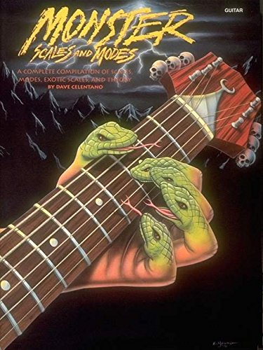 (Monster Scales And Modes: By Dave Celentano)