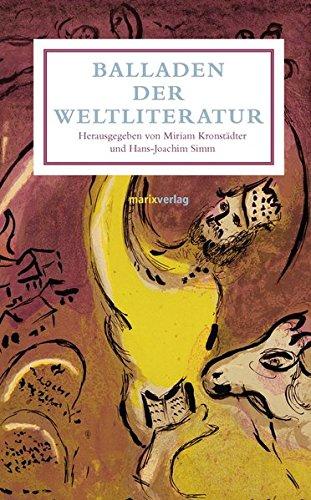 Balladen der Weltliteratur (Leinen)