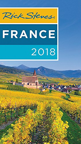 Rick Steves France 2018 cover