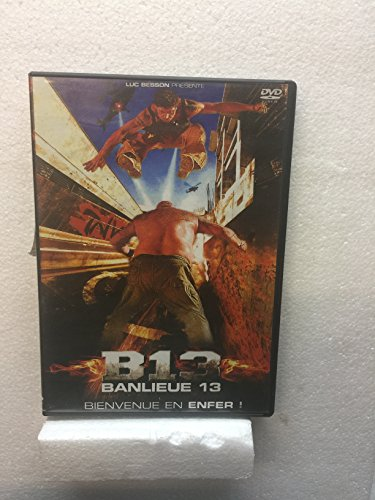 B13 BANLIEUE 13 *ALL NTSC* #ASIAN UNCUT EDITION# WITH ENGLISH SUBTITLE