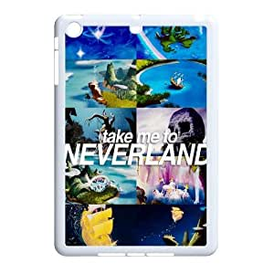ZK-SXH - take me to Neverland Diy Cell Phone Case for iPad Mini,take me to Neverland Personalized Case