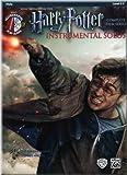 Harry Potter Instrumental Solos Flute - Selections from the Complete Film Series - Flöte Noten [Musiknoten]