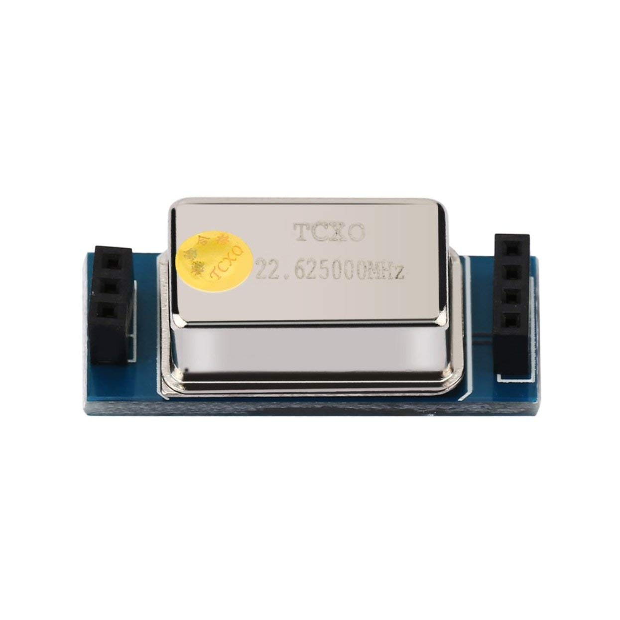 1Pcs Compensated Crystal TCXO Module Compatible for FT-817/857/897 TCXO-9 22.625MHZ High Stability TCXO Components Module