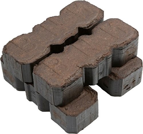 Bord Na Mona Peat Briquettes (4 Fire Logs) (Logs Fire Irish)
