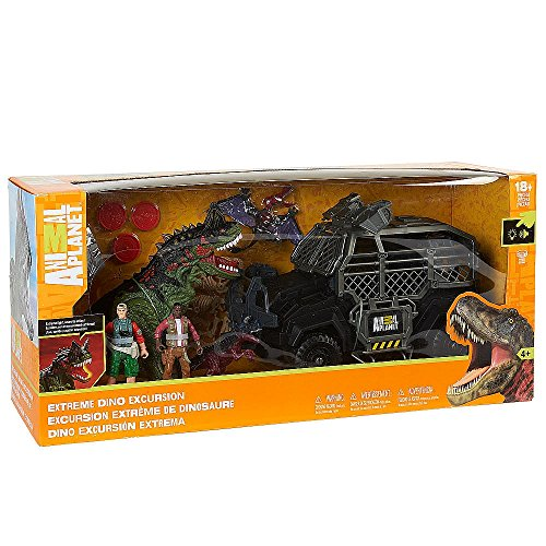 Animal Planet Extreme Dino Excursion - Playset Animal Planet