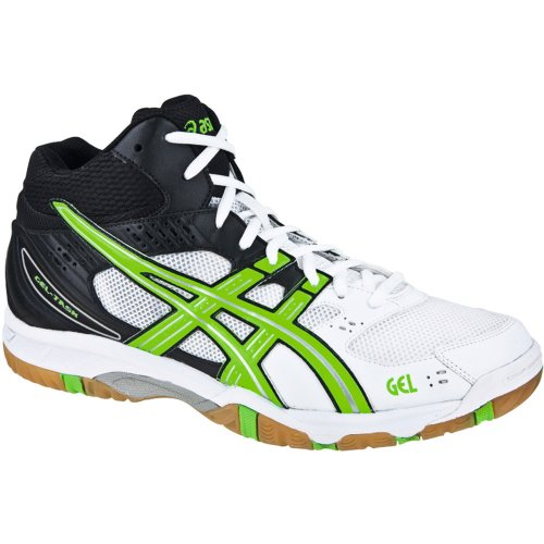 Vert Noir Mt Gel Volleyballschuhe Tache Asics Herren Blanc On014wq