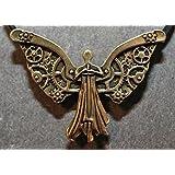 The Mortal Instruments City of Bone-clockwork Angel Necklace/pandant