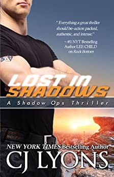Lost in Shadows (Shadow Ops Book 2) by [Lyons, CJ]