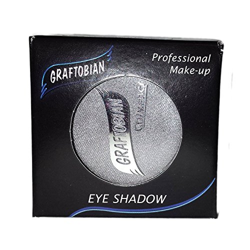 Graftobian FantasEyes, Professional Eye Shadow, Silver Star (Professional Burlesque Costumes)