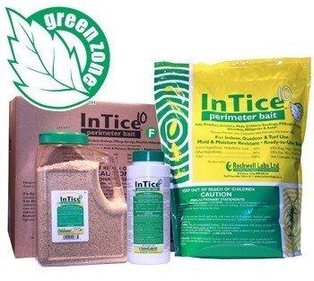 InTice 10 Perimeter Bait Ant and Roach Killer 10 Lb. ()
