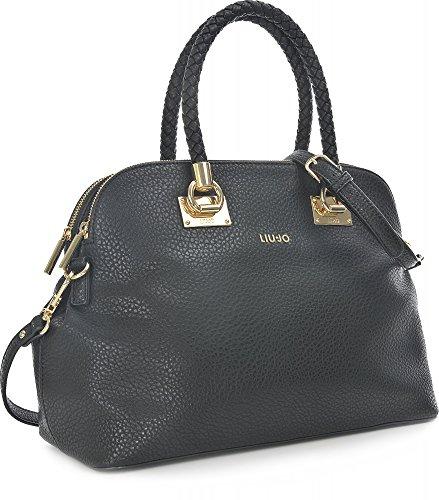 LIU JO SHOPPING BAG N66089E0011 22222 Black