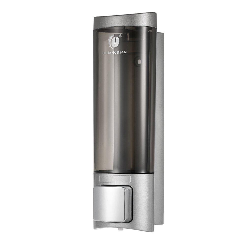 Anself CHUANGDIAN 200ml Wall Mount Manual Soap Dispenser Hand Gel Dispenser