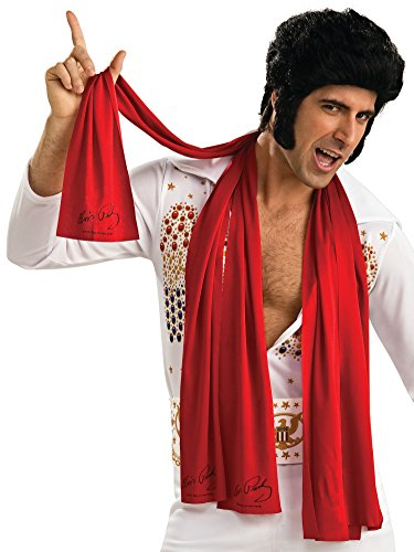 3 New Official Elvis Presley Costume Accessory Scarves (Elvis Scarves)