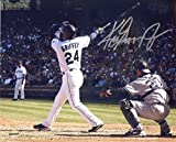 Ken Griffey Jr. Seattle Mariners Signed Autographed 8 x 10 Home Run Photo