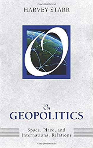 Amazon com: On Geopolitics: Space, Place, and International