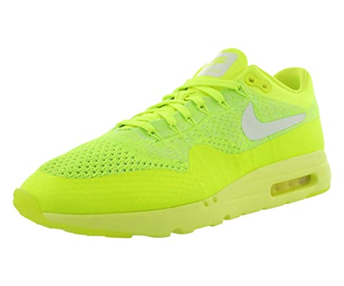 Air Max 1 Ultra Flyknit, Volt/White