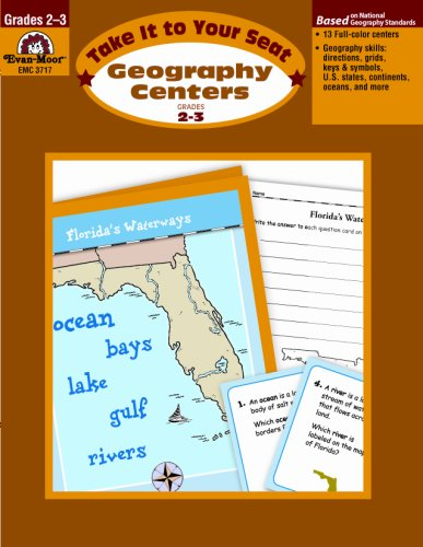 Geography Centers, Grades 2-3 -