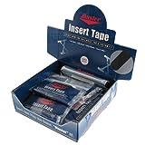 Insert Tape Black Super Textured 3/4 inch Display Box/12 - BLACK / 3/4