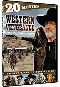 Western Vengeance - 20 Movie Collection [Import]