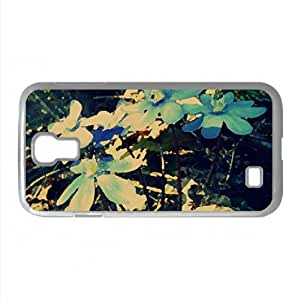 Spring Flowers Watercolor style Cover Samsung Galaxy S4 I9500 Case (Spring Watercolor style Cover Samsung Galaxy S4 I9500 Case)