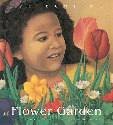 Flower Garden: Lap-Sized Board Book