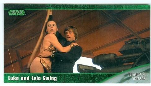 Luke  (Leia Slave Outfit)