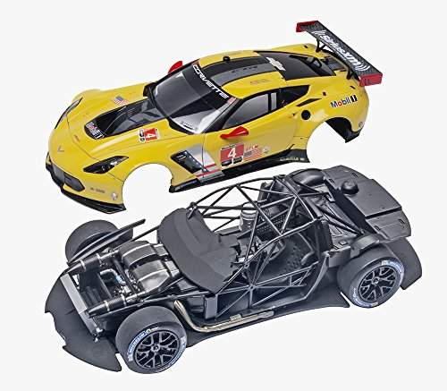 Revell Corvette C7.R Plastic Model Kit 4