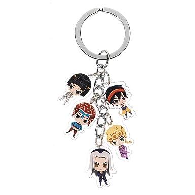 Amazon.com: Apehuyuan Anime JoJos Bizarre Adventure Kawaii ...