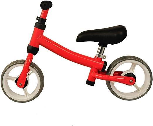 CVXCVCBCG Bicicletas sin Pedales para niños Bicicleta de ...
