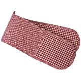 Walton Co Auberge Red Double Oven Glove