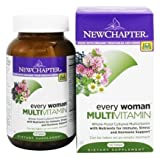 New Chapter Every Woman, Women's Multivitamin Fermented with Probiotics + Iron + Vitamin