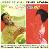 Ethel Azama Cool Heat. Jesse Belvin Mr. Easy. With Orchestra Arranged and Conducted by Marty Paich. Featuring Art Pepper