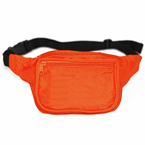 Funny Guy Mugs Plain Fanny Pack, Neon (Stylish Halloween)