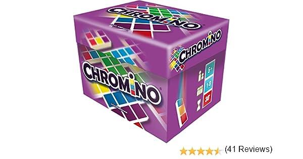 Asmodee Chromino: Amazon.es: Juguetes y juegos