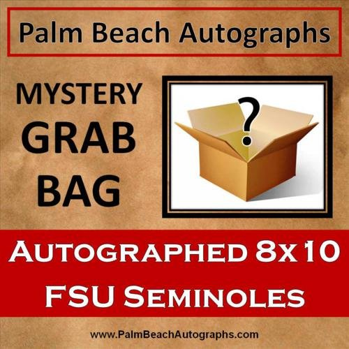 (MYSTERY GRAB BAG - Florida State FSU Seminoles Autographed 8x10 Photo)