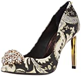 Ted Baker Women's Peetch Pump, Ornate Paisley, 5 M US