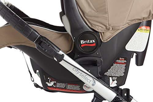 baby jogger 2016 car seat adapter select premier britax. Black Bedroom Furniture Sets. Home Design Ideas
