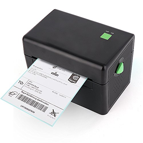 4 inch Mailing Label Printer -MUNBYN Barcode Printer with BarTender Label Edit Software – Compatible with ShipStation, Etsy, eBay, Amazon - 4x6 - Www.shopify.com