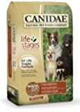 CANIDAE All Life Stages Dog Food Made With Chicken, Turkey, Lamb & Fish Meals, 15 lbs