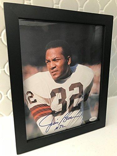 Jim Brown Cleveland Browns Framed - 6